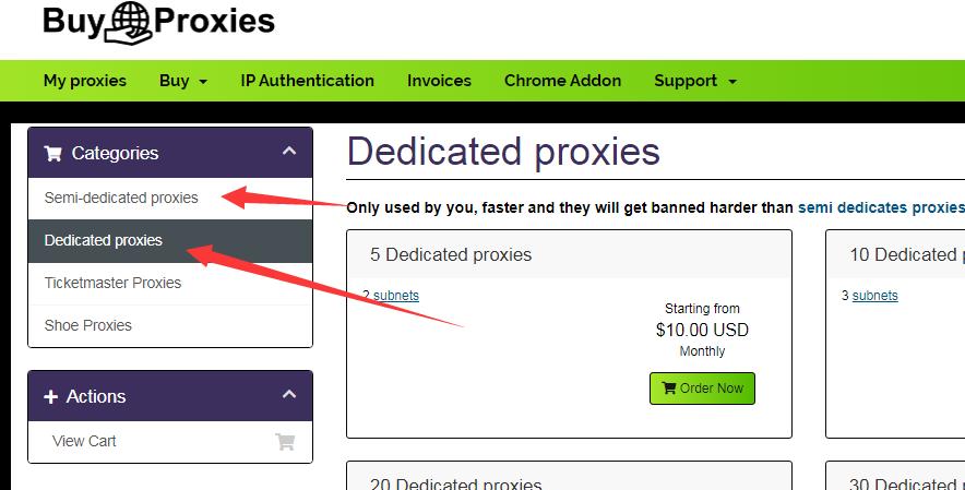 海外性价比高的私人代理IP购买推荐